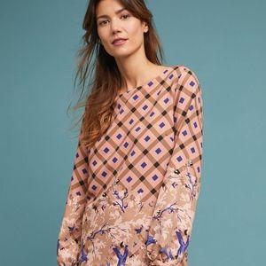 Anthropologie Ottod'ame Mara Tunic Dress
